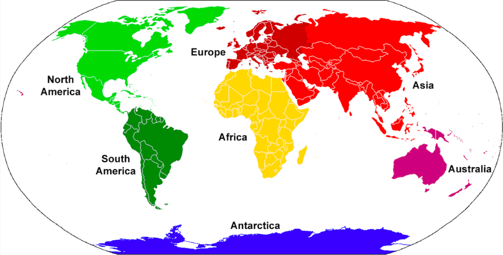 7-Continents
