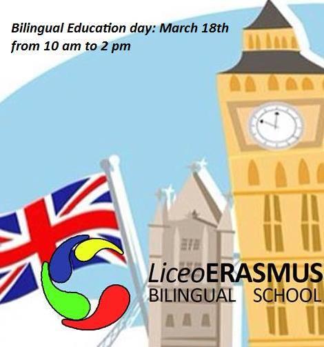 Bilingual liceo erasmus