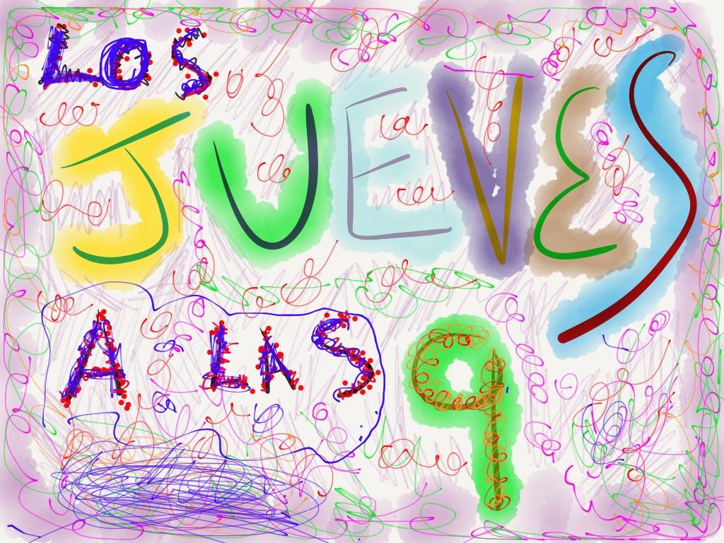 LOS JUEVES A LAS 9