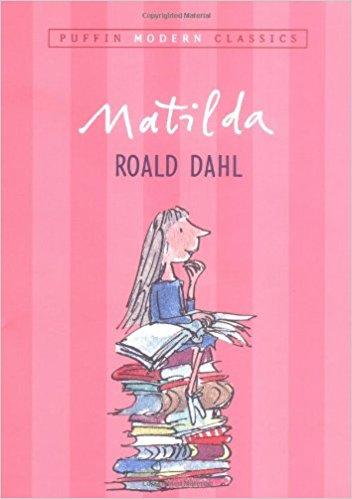 Matilda book