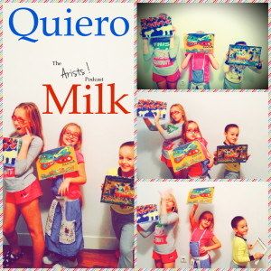 PODCAST QM QUIEROMILK COVER